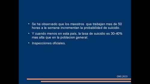 suicidio en medicos y enfermeras 2013  secretaria de salud 38