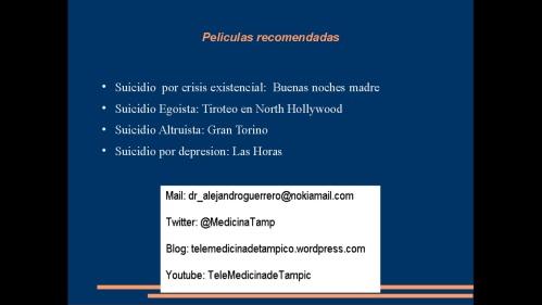 suicidio en medicos y enfermeras 2013  secretaria de salud 39