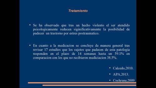 TRASTORNO POR ESTRES POST TRAUMATICO 20